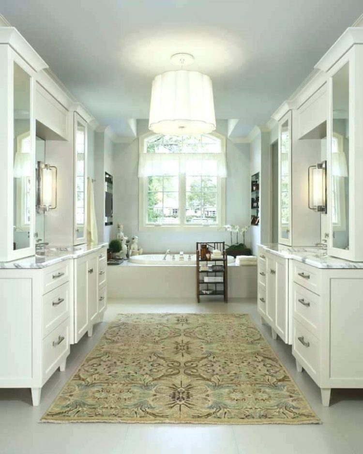 bathroom rugs light blue