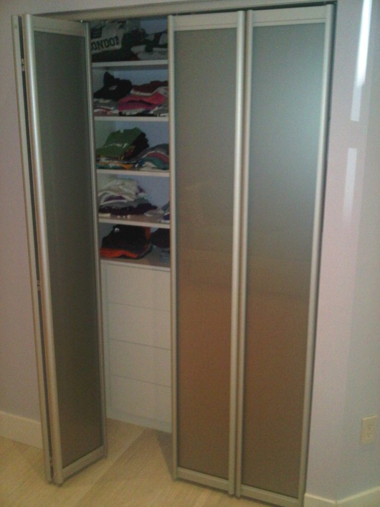 bifold closet door jamb kit