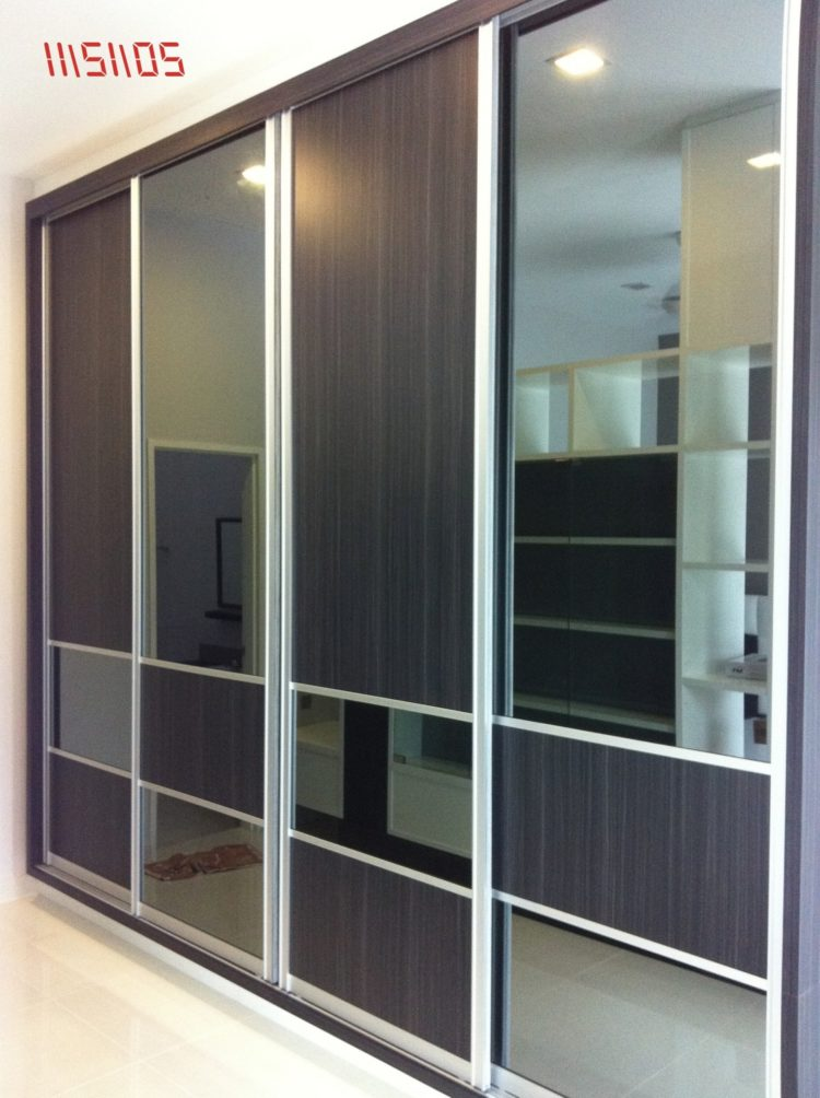 bifold closet doors how to install