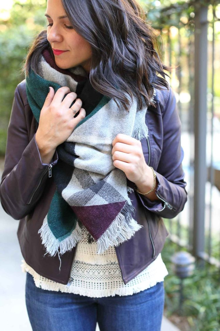 blanket scarf quotes