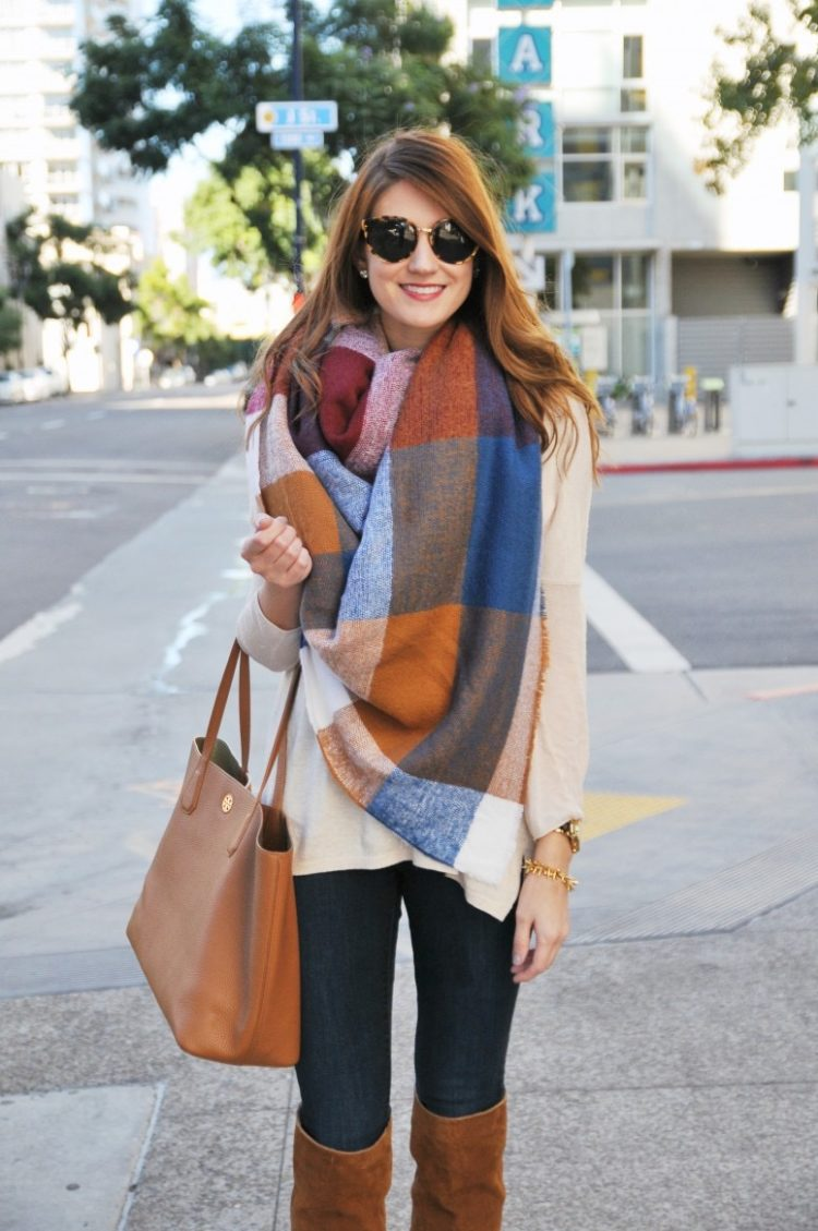 blanket scarf not on the high street