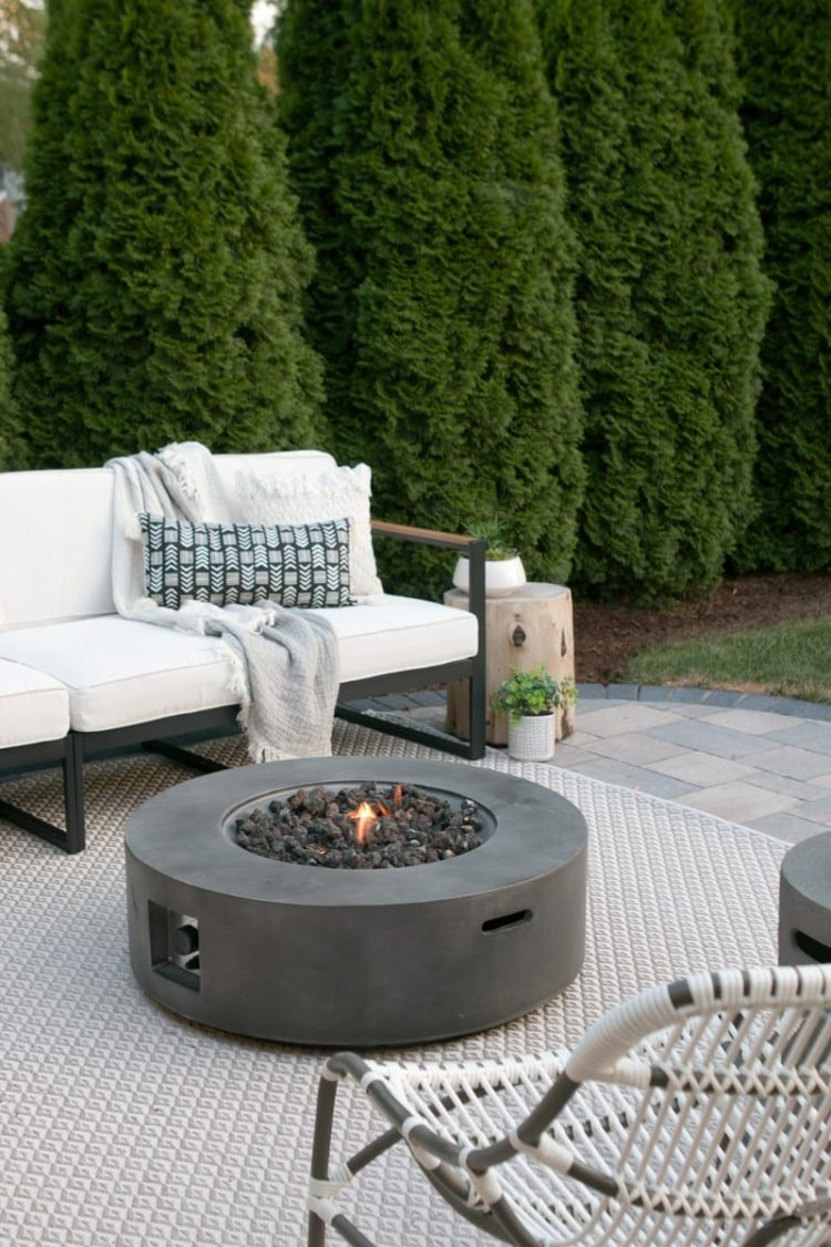 fire pit table ideas
