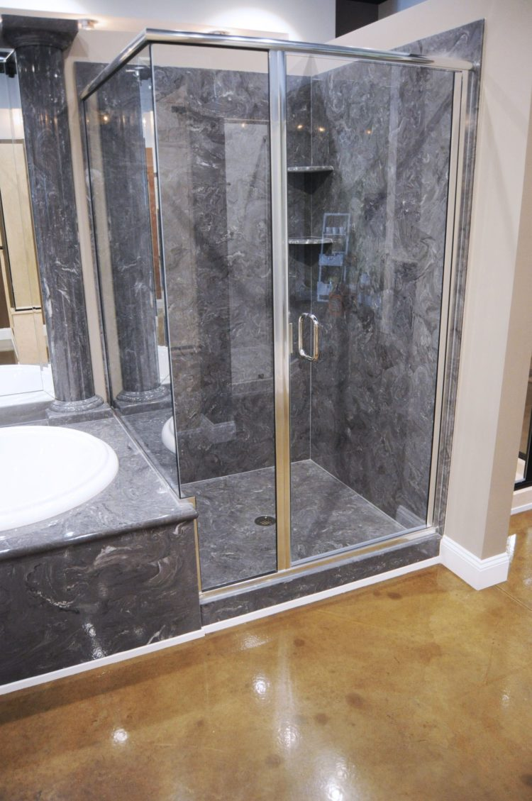 shower wall panels laminate