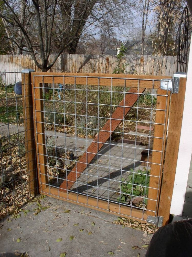 chain link fence mounting brackets