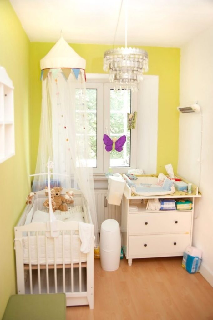 changing table corner