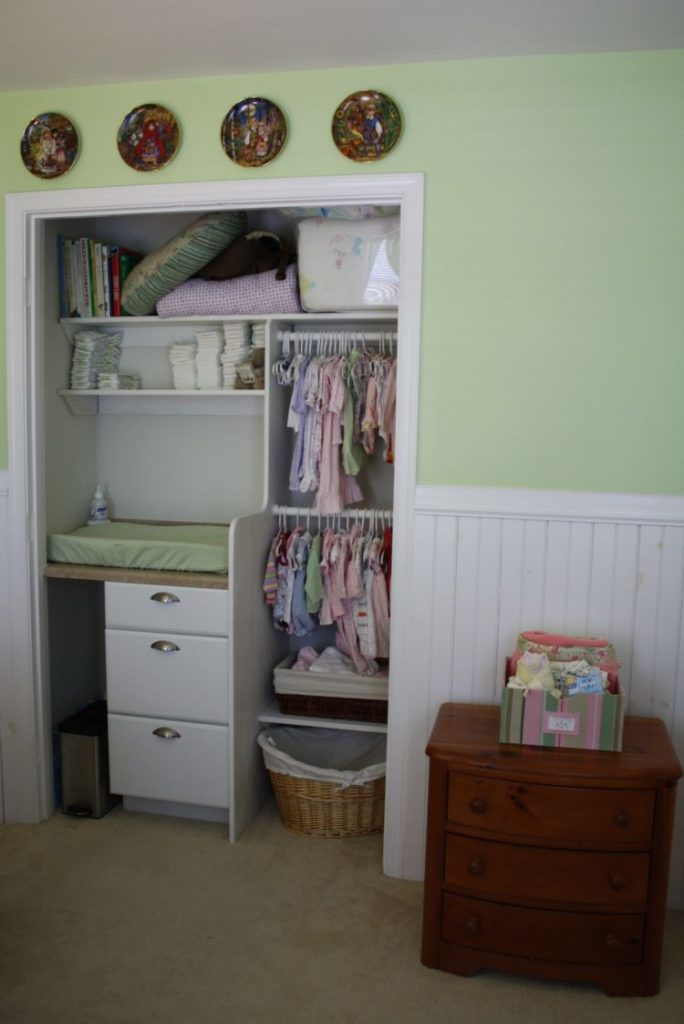 changing table extra long