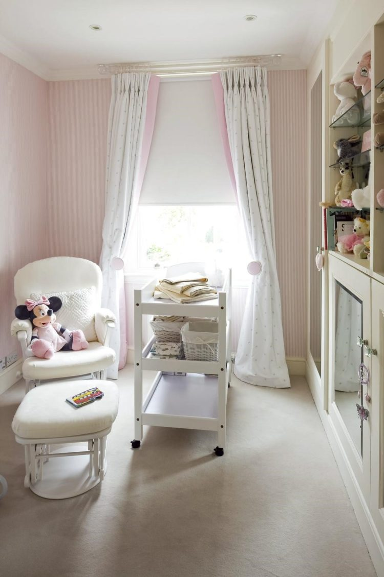 changing table dresser white