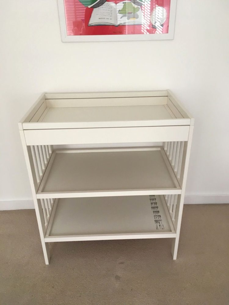 pack n play changing table
