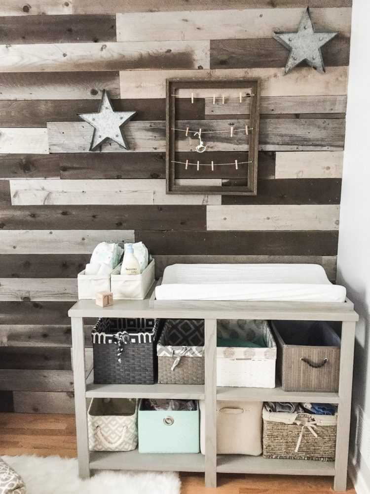 o baby changing table