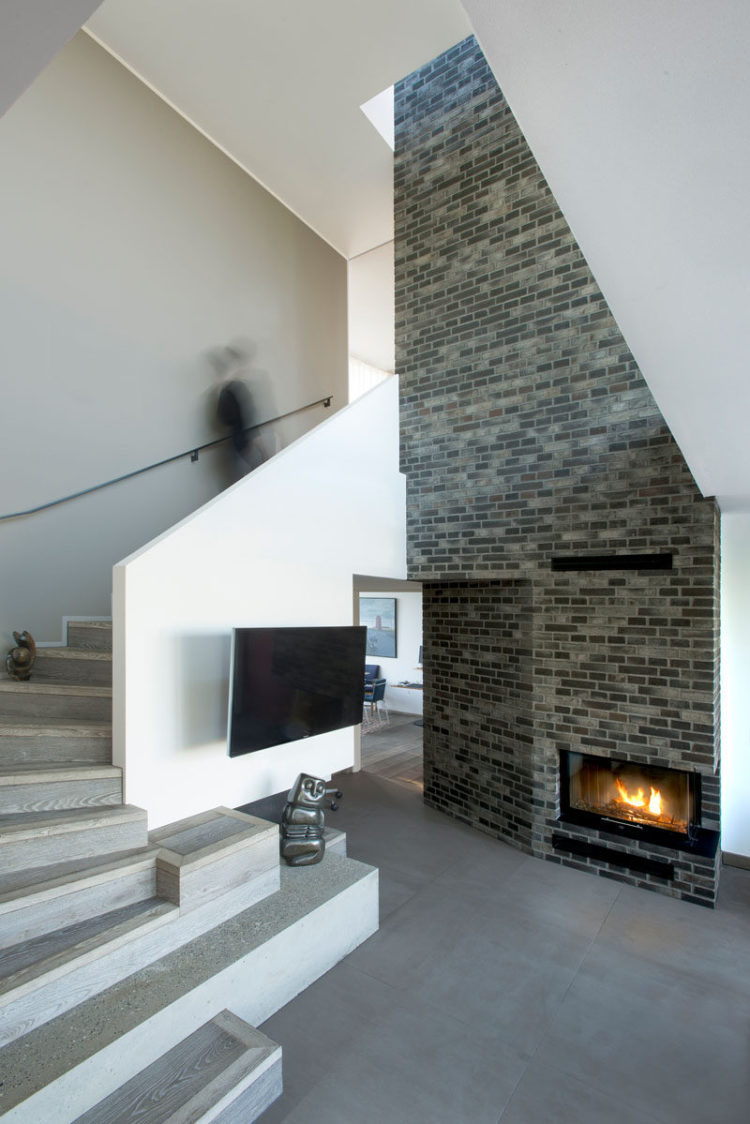 ventless gas fireplace building codes