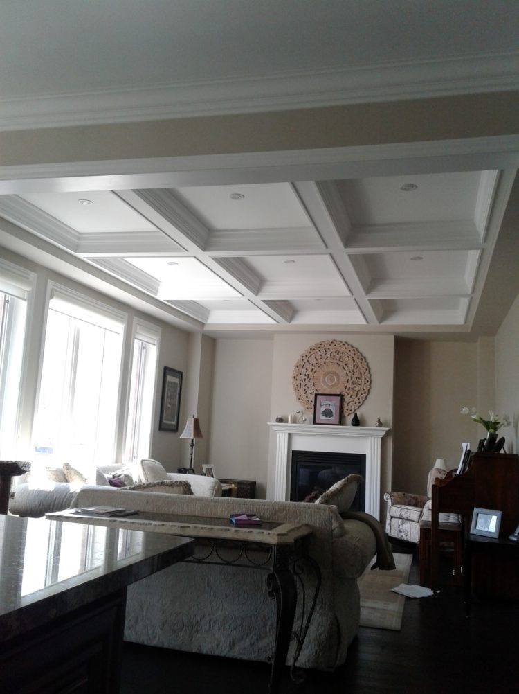 coffered ceiling kits