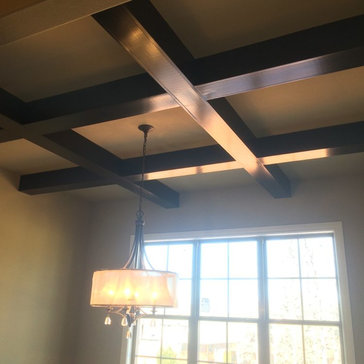 coffered ceiling kit home depot