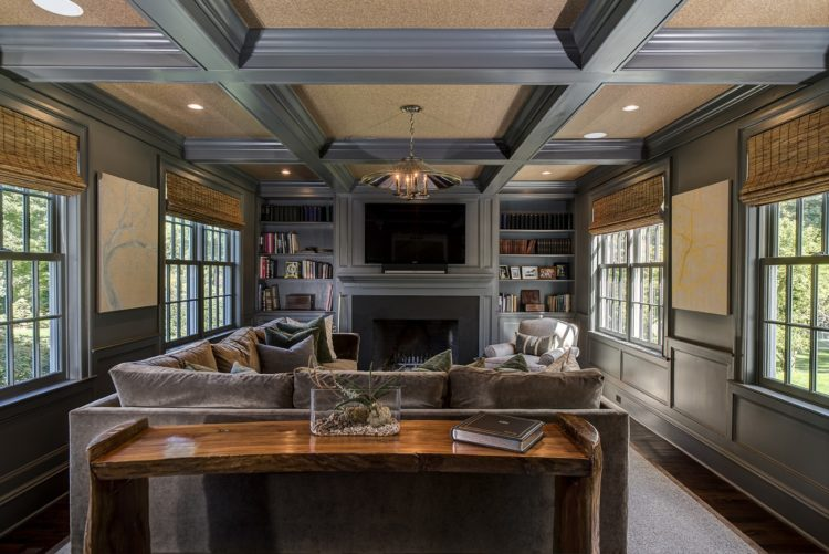 coffered ceiling names