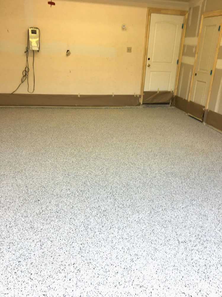 garage floor epoxy indianapolis