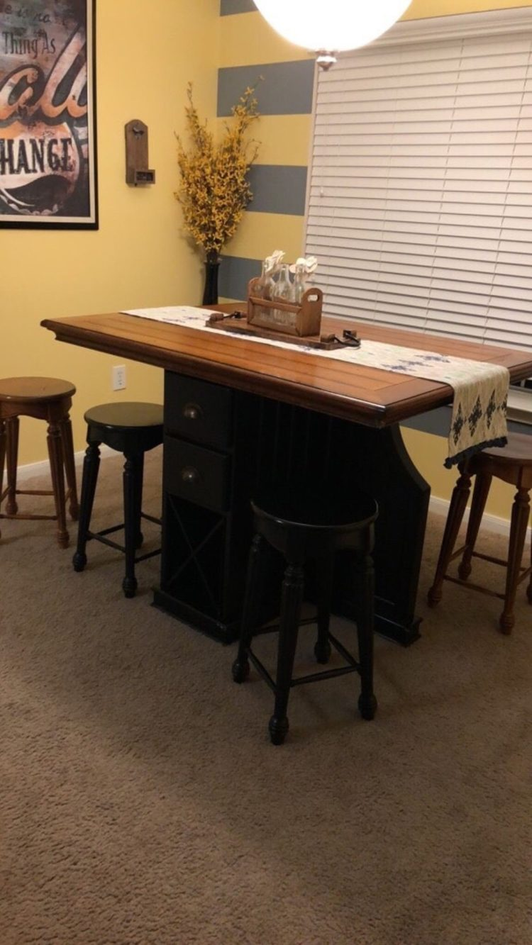 counter height table craigslist