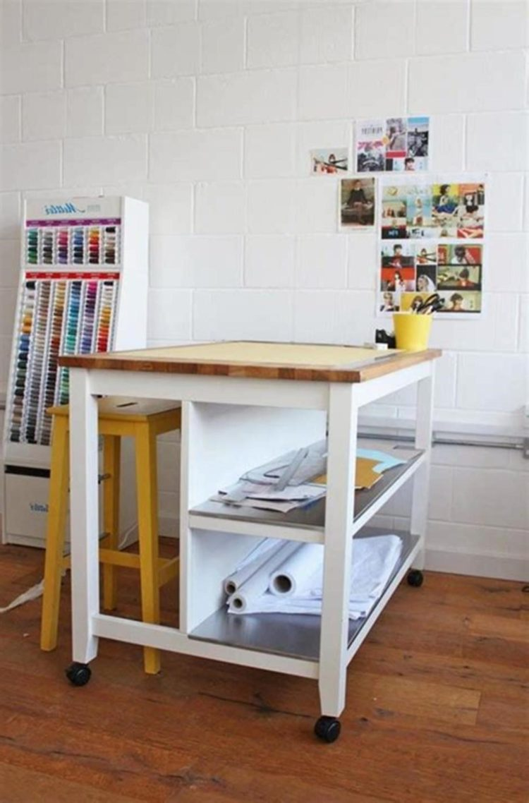 craft table ironing cover