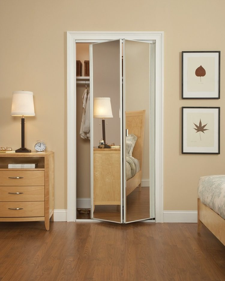 bifold closet doors frosted glass