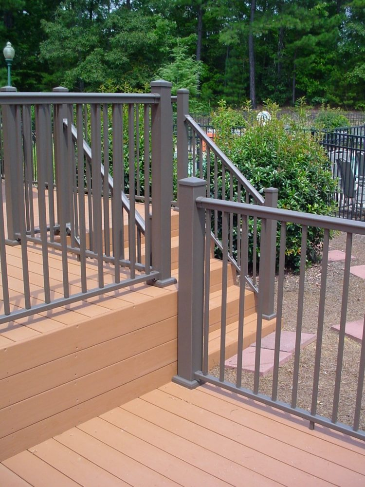 unique deck railing ideas 2