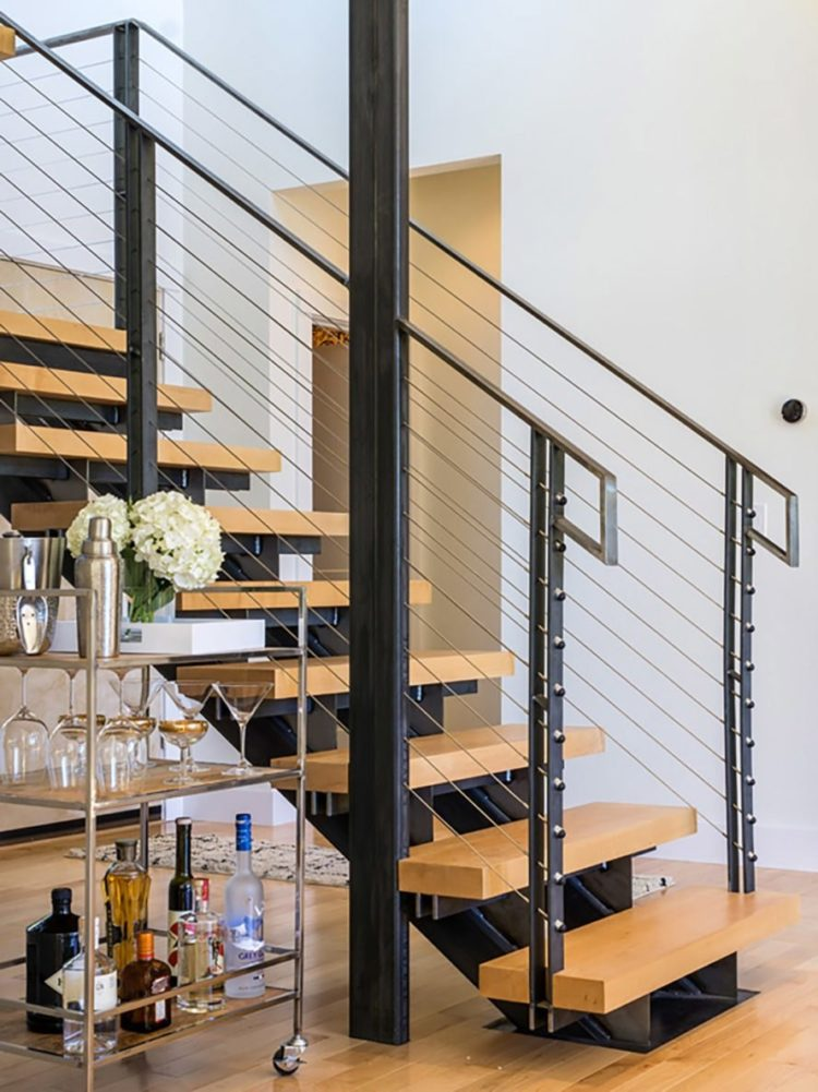 upper deck railing ideas 2