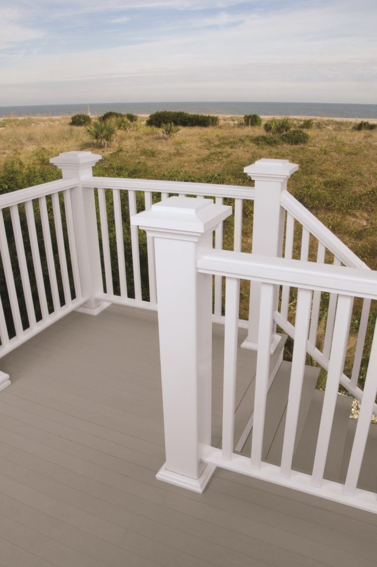 types deck railing ideas 3