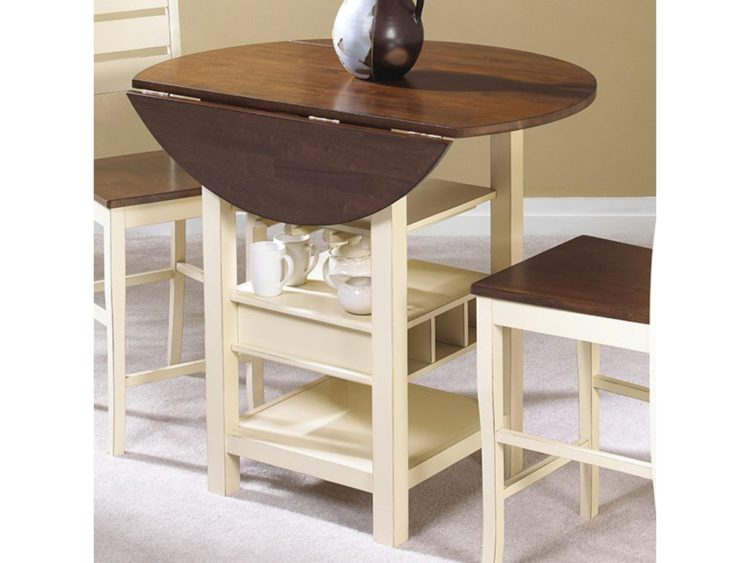 drop leaf table the brick