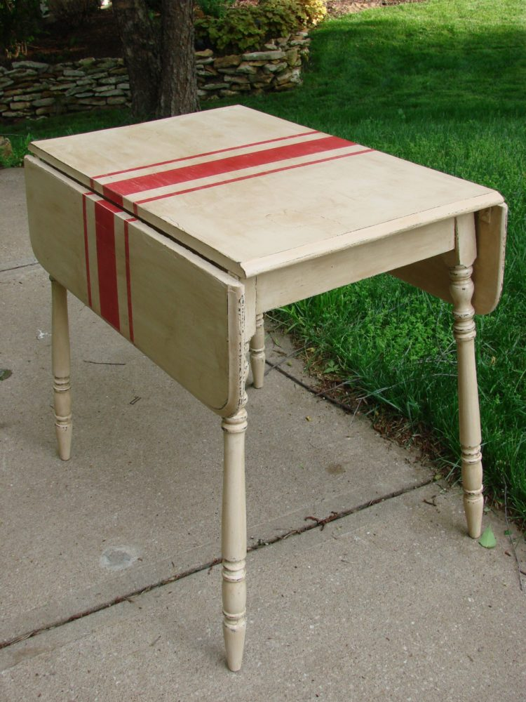 drop leaf table dining