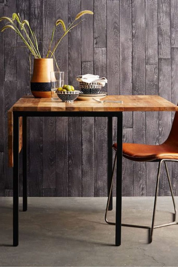 drop leaf table pinterest