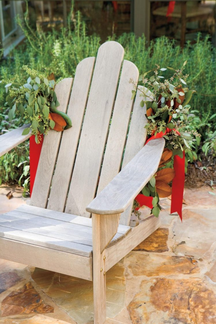 garden bench landscaping ideas