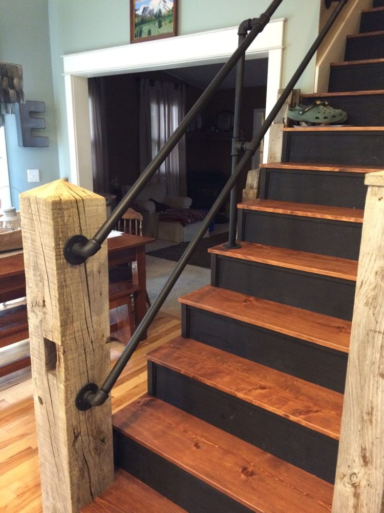 new deck railing ideas