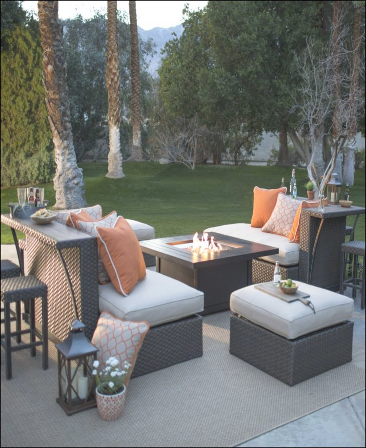 fire pit table home depot canada
