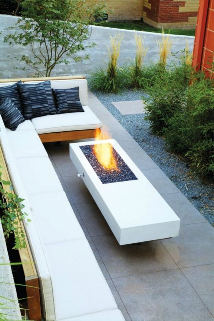 fire pit in table uk