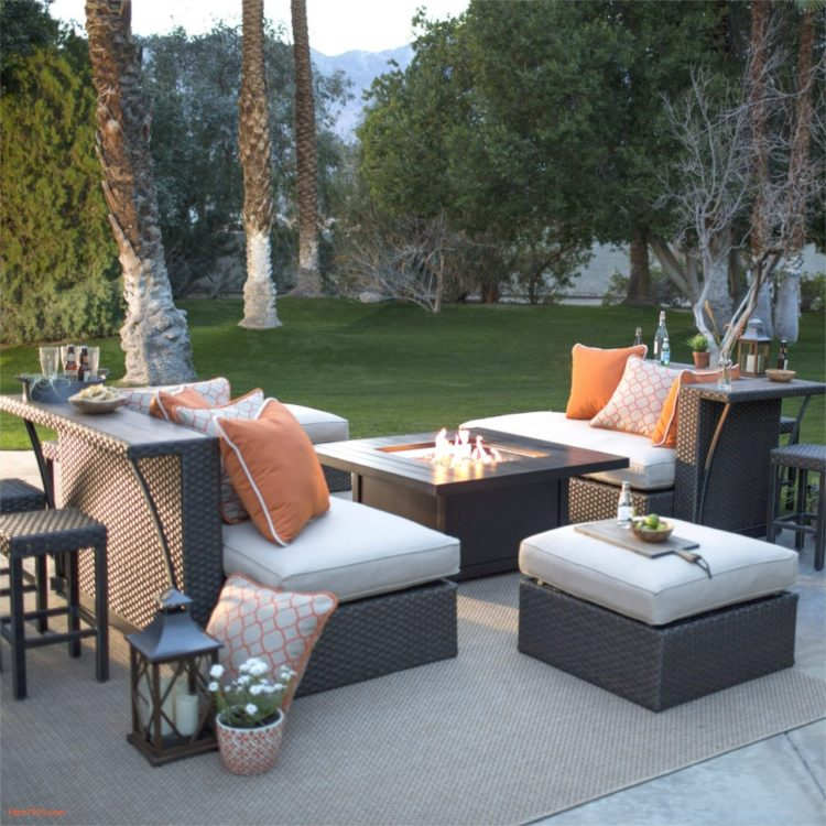 jamie oliver fire pit table and 6 chairs