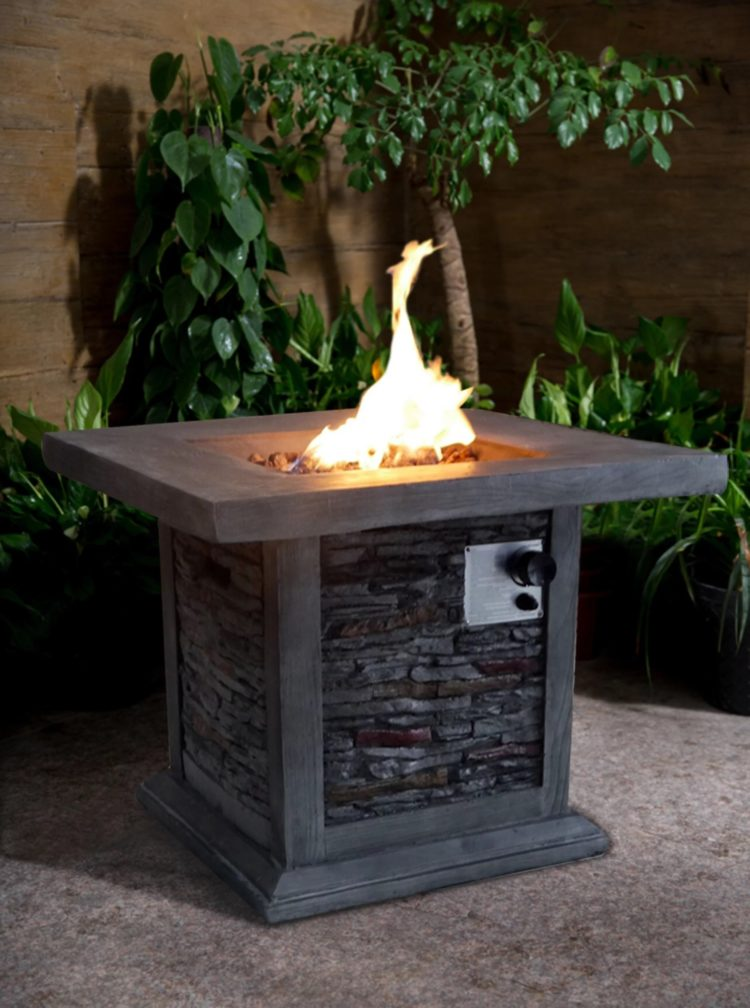jag fire pit table