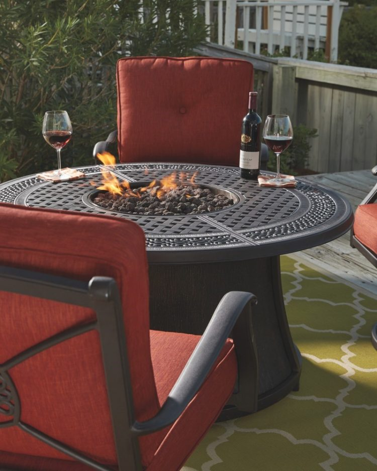 fire pit table dealers