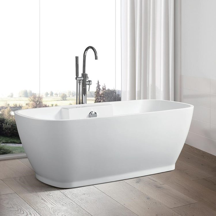60 x 40 freestanding tub