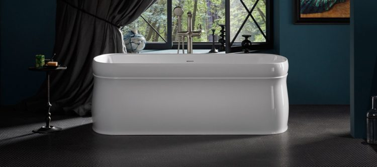 freestanding tub materials