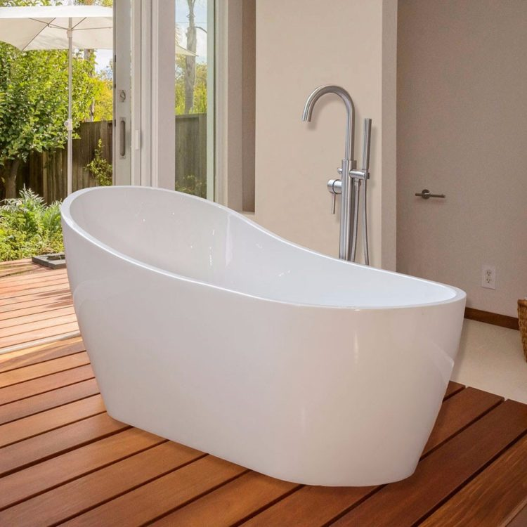 freestanding tub revit family