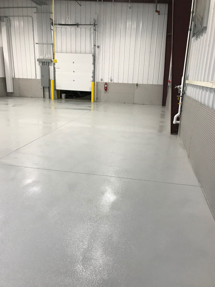 garage floor epoxy installation cost