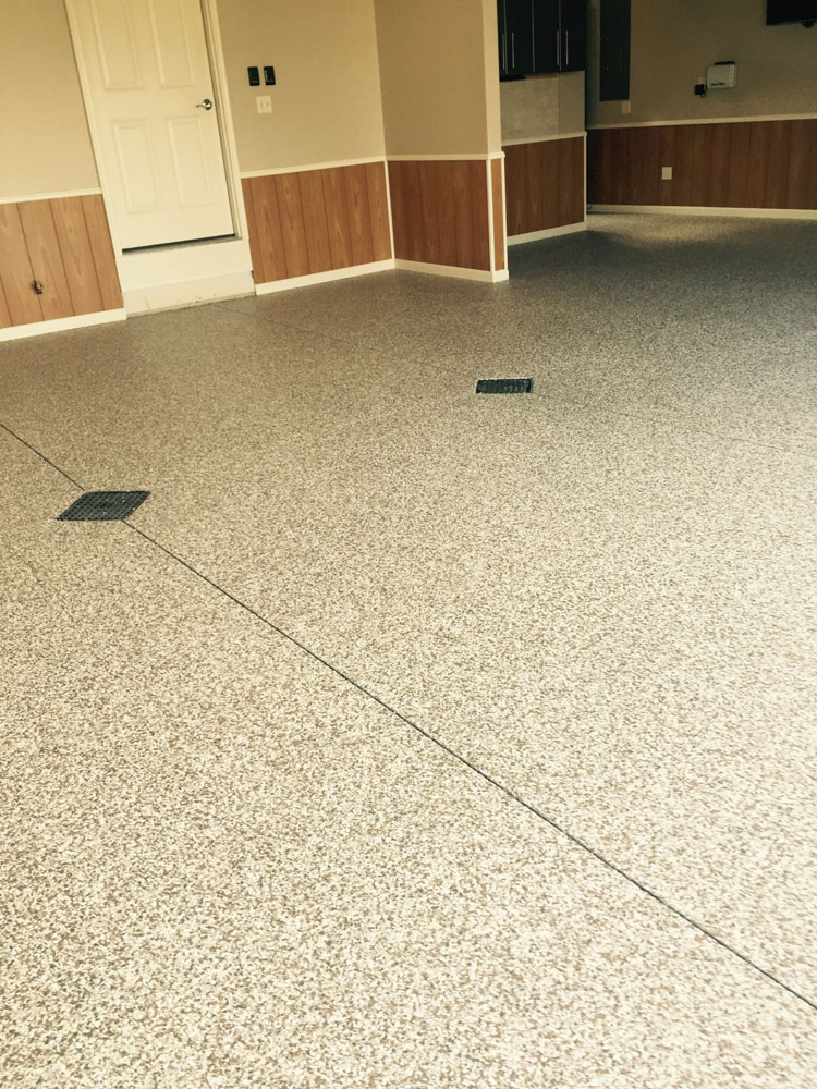 garage floor epoxy instructions