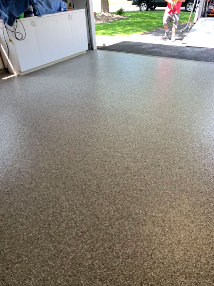 garage floor epoxy grand rapids