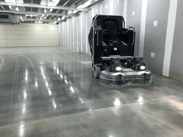 garage floor epoxy gold coast