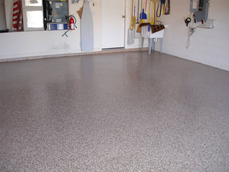 garage floor epoxy kit home depot