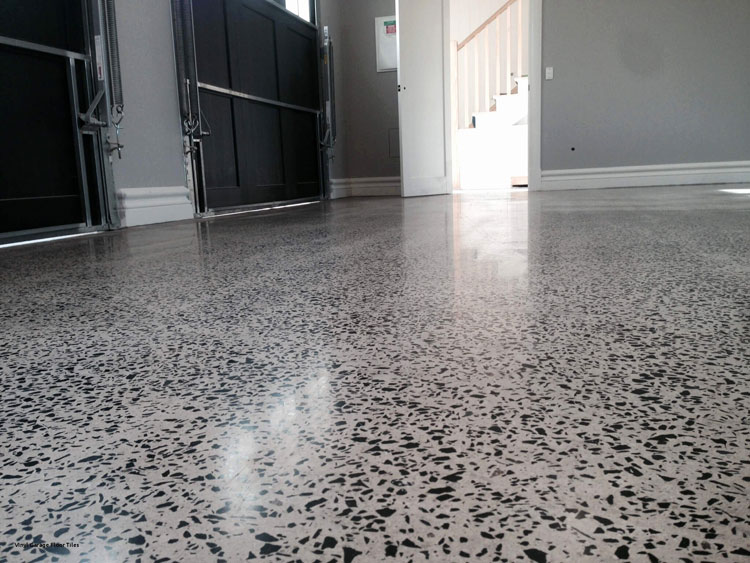 garage floor epoxy cost estimate
