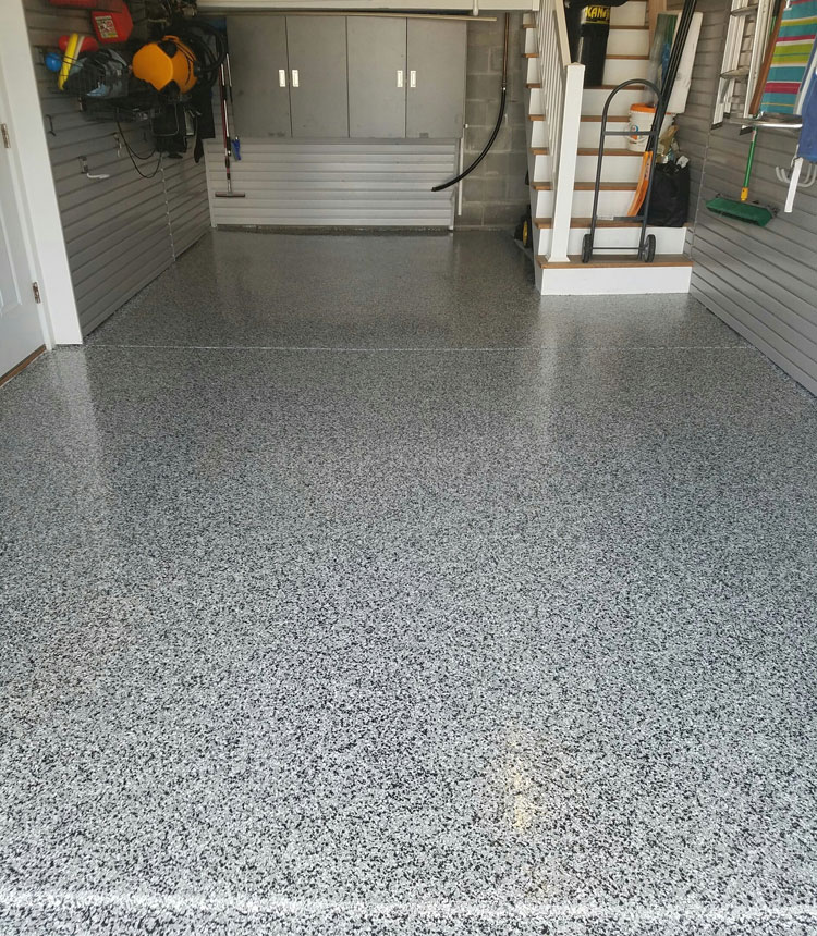 garage floor epoxy paint home depot