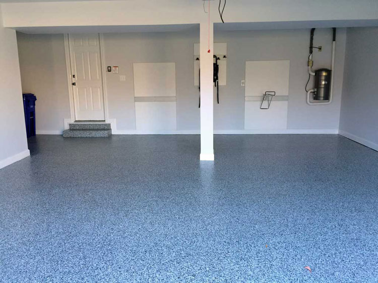 garage floor epoxy primer