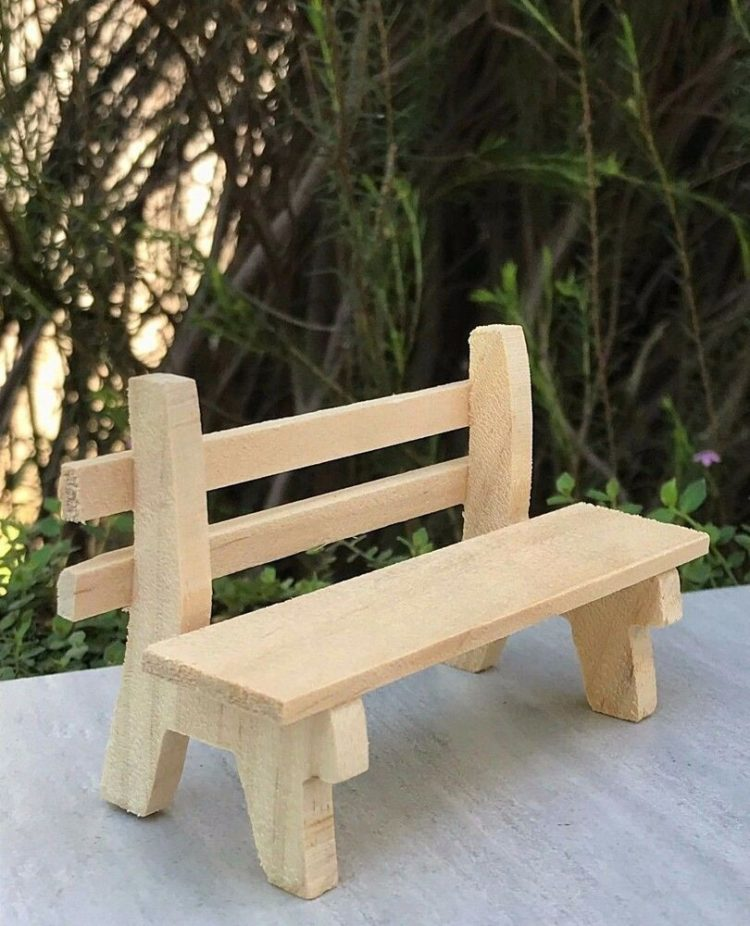 garden bench instructions