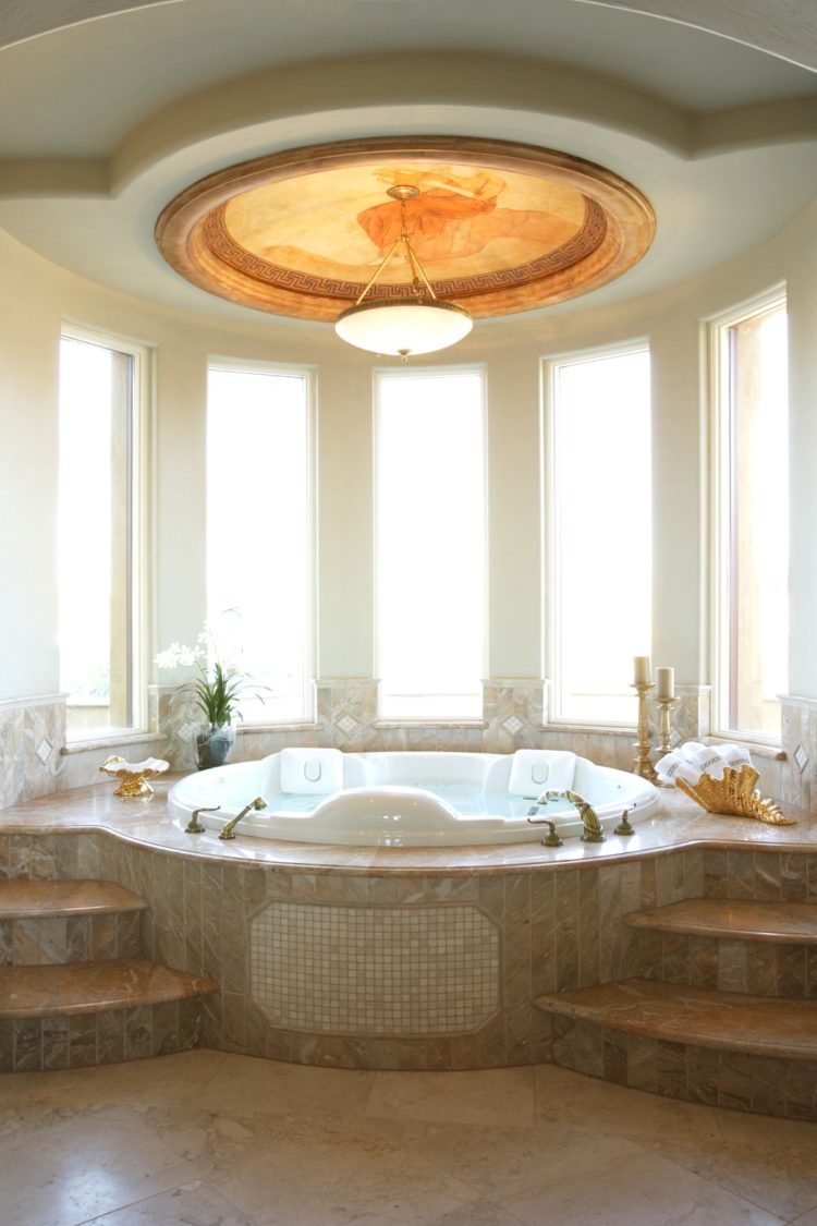 garden tub remodel ideas