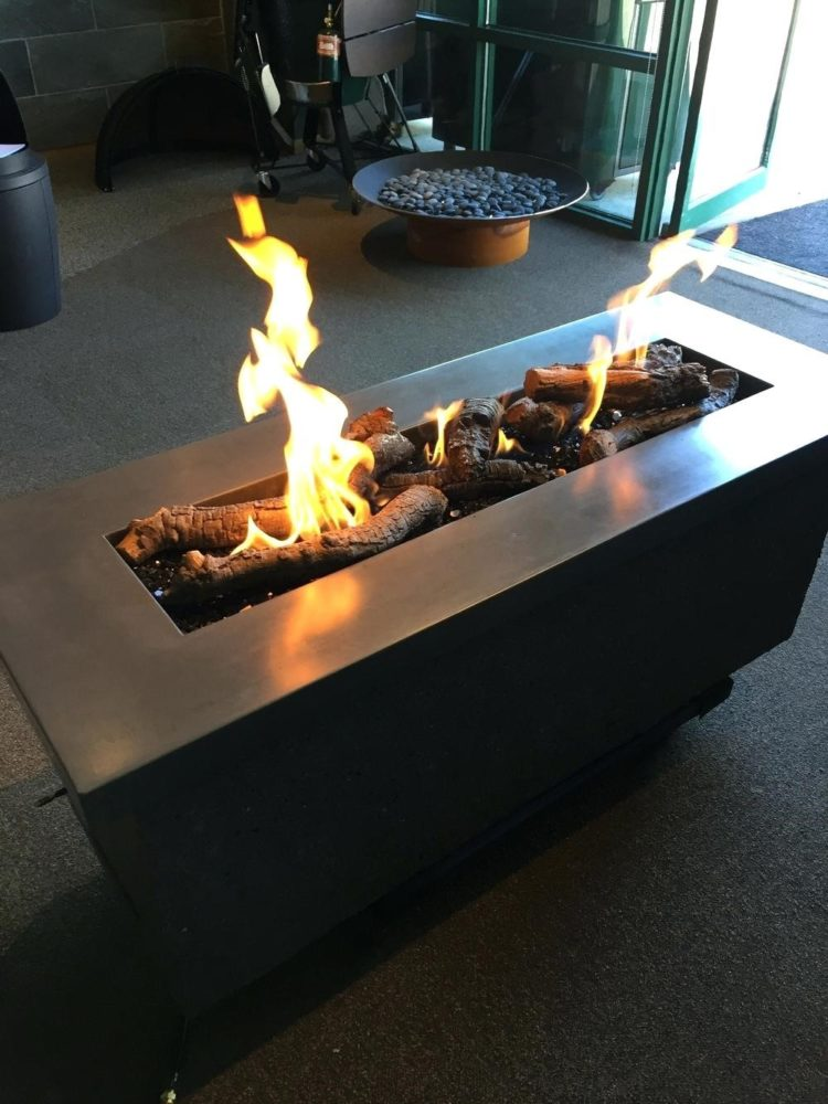 fire pit table instructions