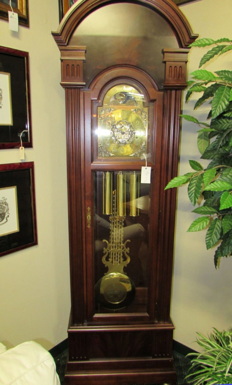 grandfather clock for sale antique