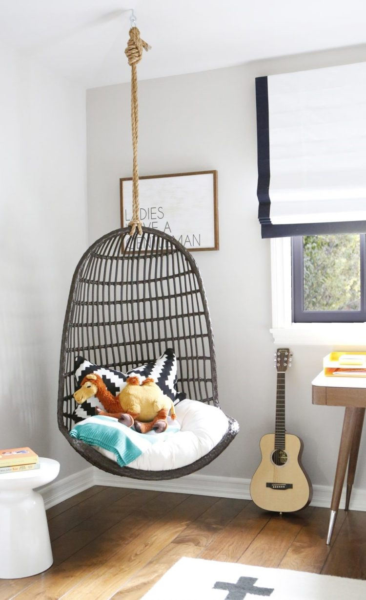 50 Unique Hanging Chair Models You Will Love